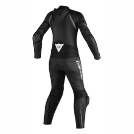 AVRO D2 2PCS S/T LADY SUIT BLACK/BLACK/ANTHRACITE- Zweiteiler