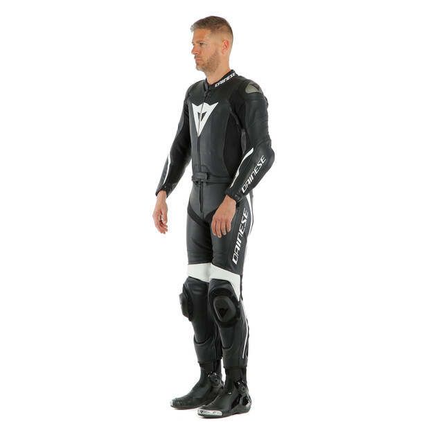 AVRO D-AIR 2PCS SUIT BLACK/BLACK/WHITE- D-air