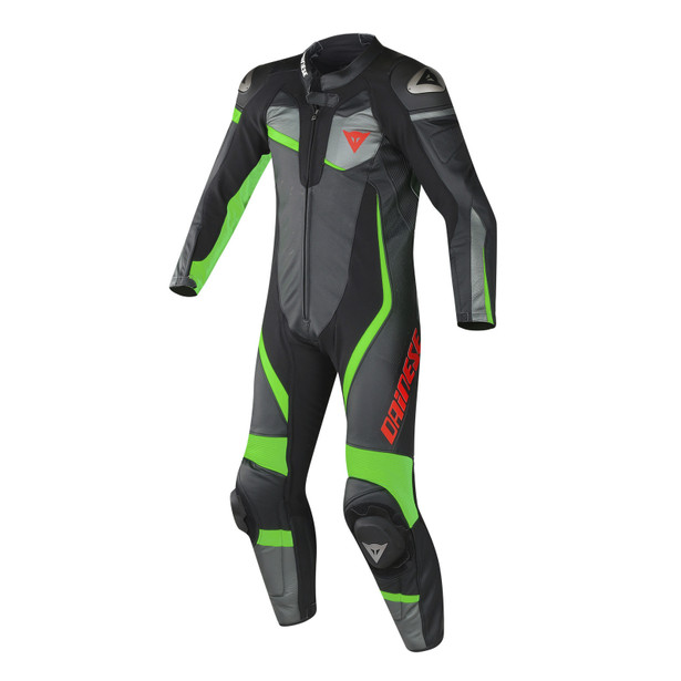 VELOSTER 1 PIECE PERFORATED SUIT - One Piece Suits
