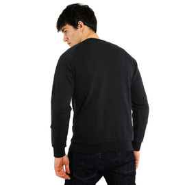 PADDOCK SWEATSHIRT BLACK/WHITE- Casual Wear