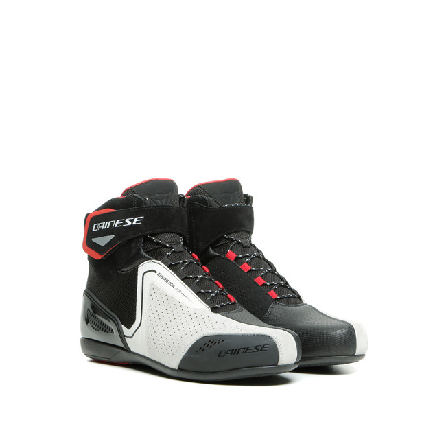 ENERGYCA AIR SHOES BLACK/WHITE/LAVA-RED- Schuhe
