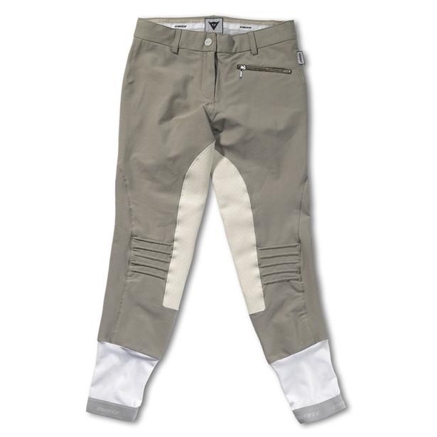 CIGAR PANTS LADY ECRU- Pantalons