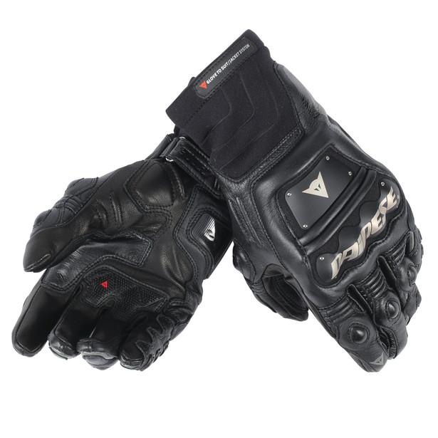 RACE PRO IN GLOVES BLACK/BLACK/BLACK- Gloves