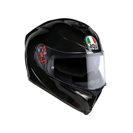 K-5 S E2205 MONO - BLACK - Full-face