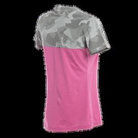 CAMO-TRACKS  LADY T-SHIRT FUCSIA/CAMO- T-Shirts