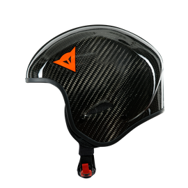 GT CARBON WC HELMET CARBON/RED-LOGO- Helme