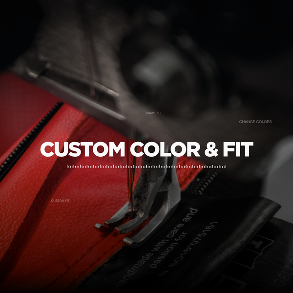 custom color & fit