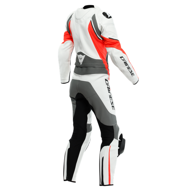 AVRO D2 2 PCS LADY WHITE/FLUO-RED/CHARCOAL-GRAY- undefined