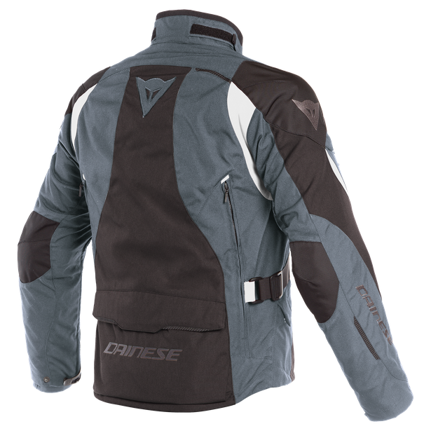 DOLOMITI GORE-TEX JACKET BLACK/EBONY/LIGHT-GRAY- Gore-Tex®