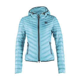 PARSENN DOWNJACKET LADY BRIGHT-AQUA- Downjackets
