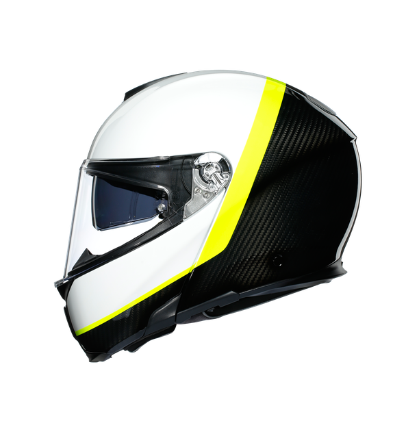 SPORTMODULAR MULTI E2205 - RAY CARBON/WHITE/YELLOW FLUO - Sportmodular