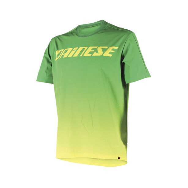 DRIFTEC TEE GREEN/YELLOW- Jerseys