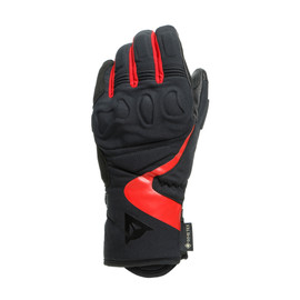 NEBULA GORE-TEX® GLOVES LADY BLACK/RED