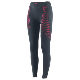 D-CORE THERMO PANT LL LADY BLACK/FUCHSIA