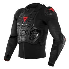 MX2 SAFETY JACKET EBONY/BLACK