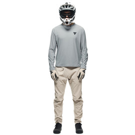 HGR JERSEY LS GRAY- Made to pedal