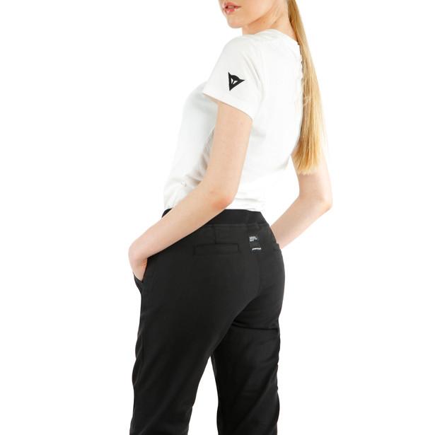 TRACKPANTS LADY TEX PANTS BLACK- Women