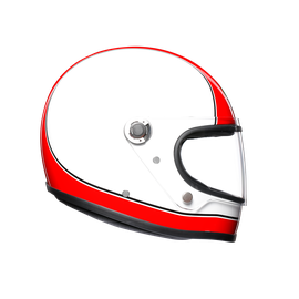 X3000 MULTI DOT - SUPER AGV RED/WHITE - X3000