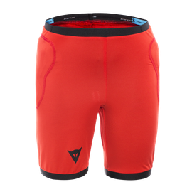 SCARABEO SAFETY SHORTS BLACK/RED- Schutz