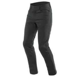 CLASSIC SLIM TEX PANTS BLACK