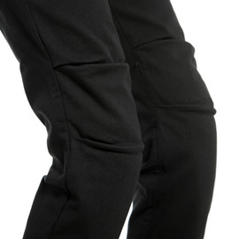 TRACKPANTS LADY TEX PANTS BLACK- undefined