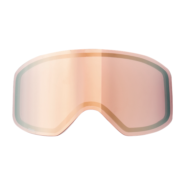 HP HO LENS - CYLINDRICAL PINK-GOLD- Goggles