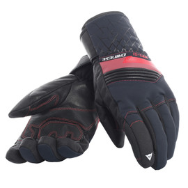 HP1 GLOVES STRETCH-LIMO/CHILI-PEPPER- Handschuhe