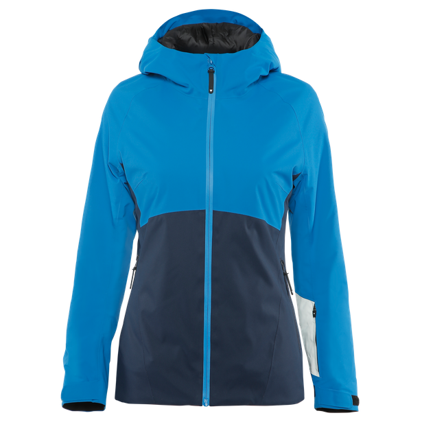 HP ROLLER WMN IMPERIAL-BLUE/BLACK-IRIS/LILY-WHITE- Women Winter Jackets