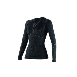 D-CORE THERMO TEE LS LADY BLACK/ANTHRACITE