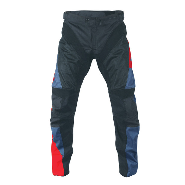 HUCKER PANTS RED- Hosen