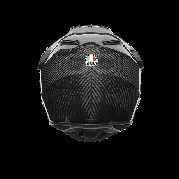 AX9 MONO E2205 - GLOSSY CARBON - Helmets