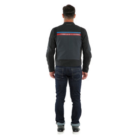 HF 3 LEATHER JACKET - Leather
