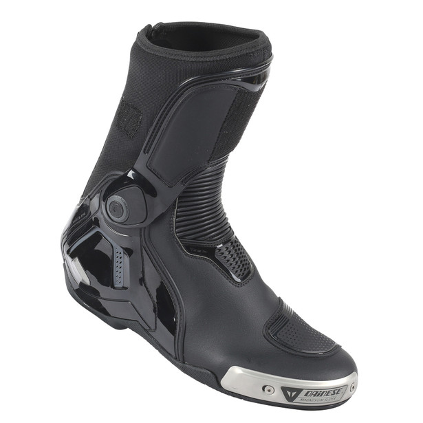 TORQUE D1 IN BOOTS BLACK/ANTHRACITE- Leder