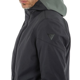 VICENZA GORE-TEX JACKET GUN-METAL/BLACK- Gore-Tex®