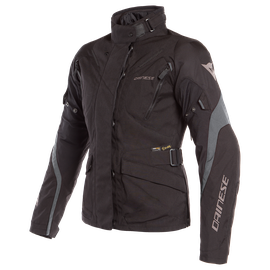 TEMPEST 2 D-DRY LADY JACKET BLACK/BLACK/EBONY