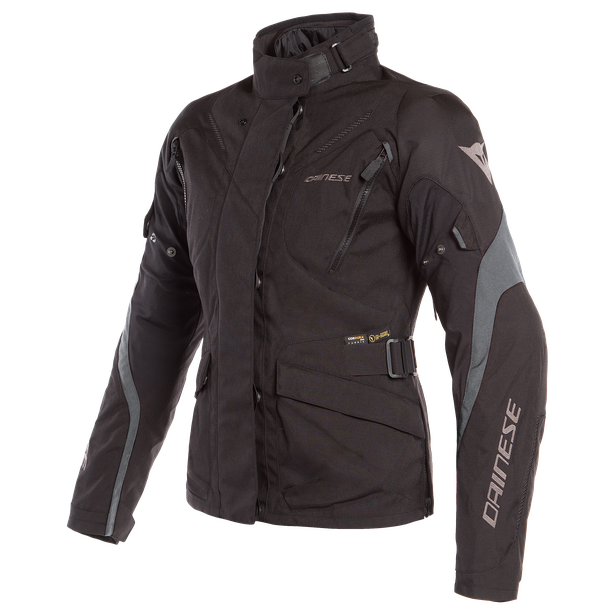 TEMPEST 2 D-DRY LADY JACKET BLACK/BLACK/EBONY- Women Jackets