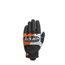 D-EXPLORER 2 GLOVES GLACIER-GRAY/ORANGE/BLACK