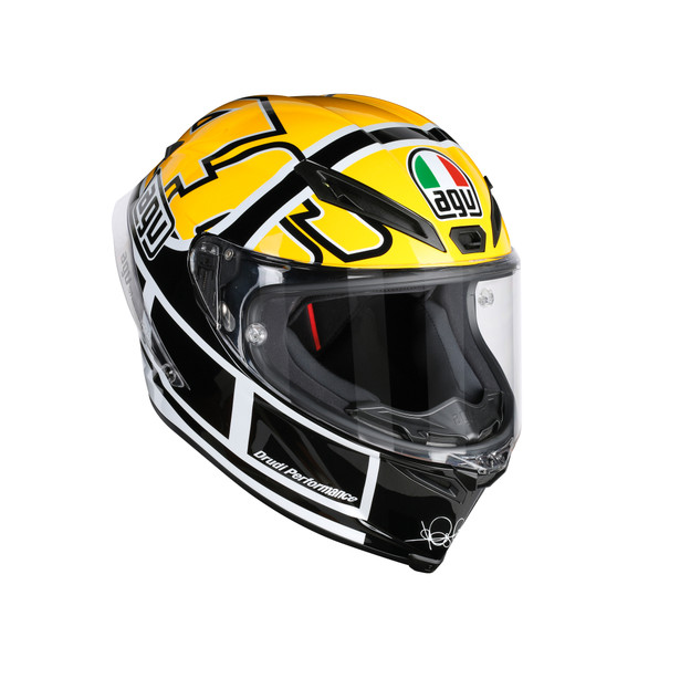 CORSA R TOP ECE DOT PLK - ROSSI GOODWOOD - undefined