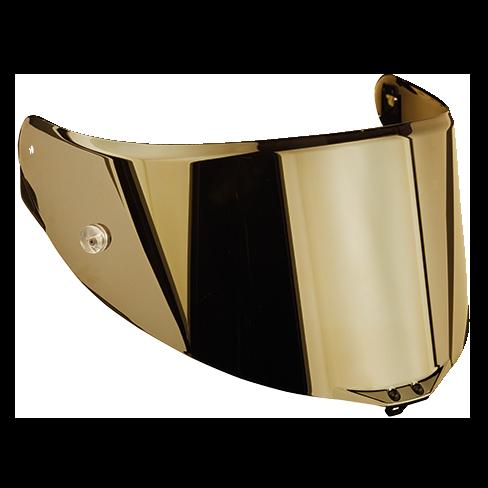 VISOR PISTA GP/CORSA/GT VELOCE/VELOCE S - IRIDIUM GOLD - Accessories