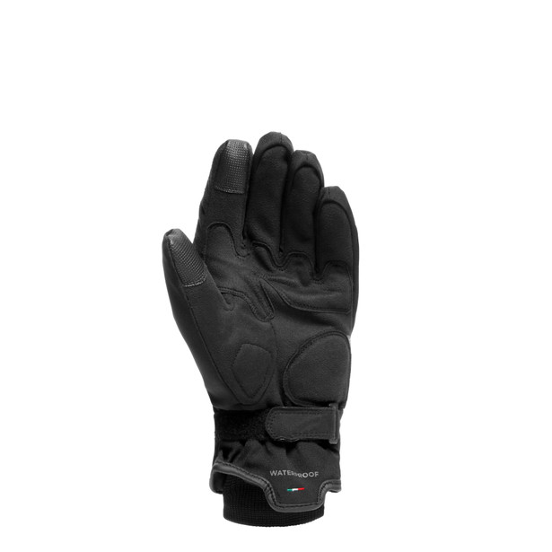 AVILA UNISEX D-DRY GLOVES BLACK/ANTHRACITE- D-Dry®