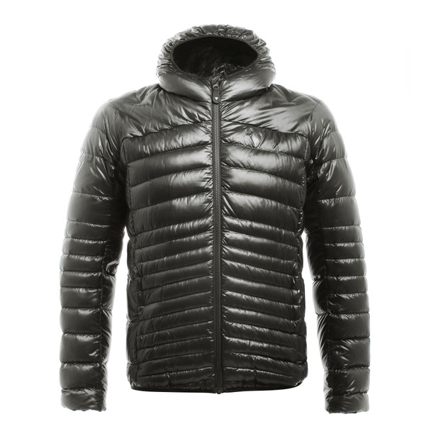 PACKABLE DOWNJACKET MAN GUN-METAL- Downjackets
