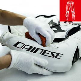 Service nettoyage pantalon en cuir