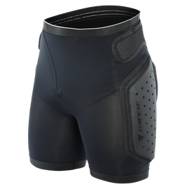 ACTION SHORTS EVO BLACK/WHITE- Protezioni