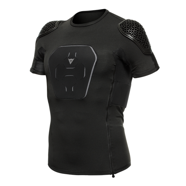 RIVAL PRO TEE BLACK- Made to pedal