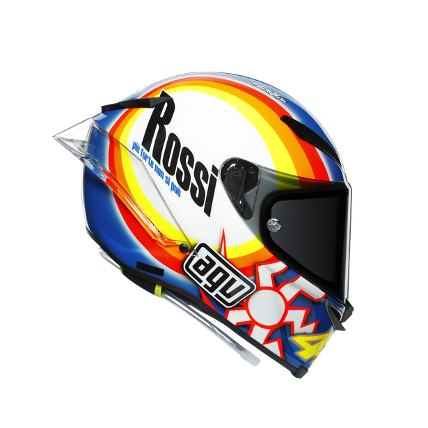 PISTA GP RR AGV ECE-DOT LIMITED EDITION - WINTER TEST 2005 - undefined