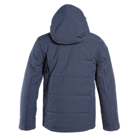 SCARABEO PADDING JACKET - KID BLACK-IRIS- Blousons