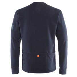 AWA BLACK - FLEECE OMBRE-BLUE- Shirts