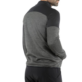 HP MID FULL PRO CHARCOAL-GRAY/BLACK-TAPS- Thermal Layers