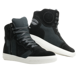 METROPOLIS SHOES BLACK/ANTHRACITE
