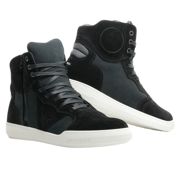 METROPOLIS SHOES BLACK/ANTHRACITE- Textil